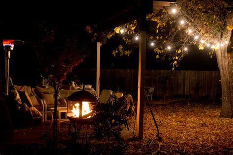 backyard night domestic fashionista backyard fire pit and game night