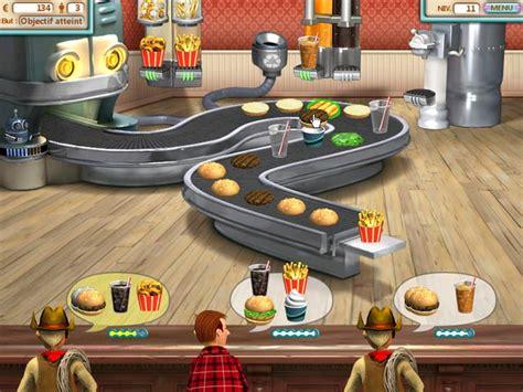 jeu burger shop 224 t 233 l 233 charger en fran 231 ais gratuit jouer
