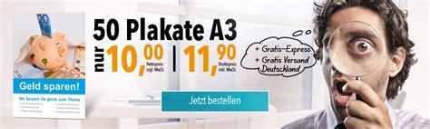 Drucken Online A3 by Jetzt Plakate A3 Mit Druck Express Gratis Drucken