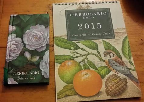 L Calendario 2015 Agenda L Erbolario 2015 E Calendario Omaggiomania