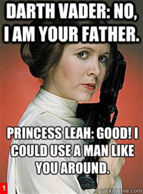 Princess Leia Meme - so i m a disney princess now i have a bad feeling about