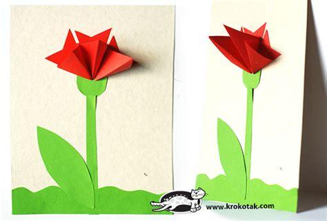 krokotak   Paper flowers