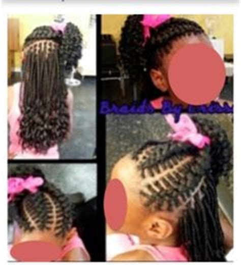 9 year old little girl hair braided witb weave black girls hairstyles and haircuts 40 cool ideas for