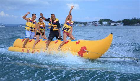 Bali Banana Boat Tanjung Benoa watersport tanjung benoa surga beragam olahraga pantai di