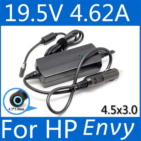 Charger Laptop Hp Original Output 19 5v4 62 Pin Central laptop dc adapter power charger for hp envy 17 j106tx 19