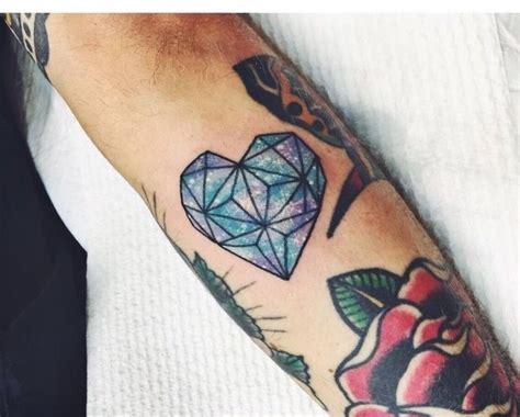 red diamond tattoo kavos best 25 diamond heart tattoos ideas on pinterest black