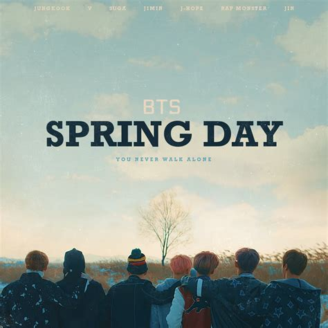 bts spring day youth backgrounds joy studio design gallery best design