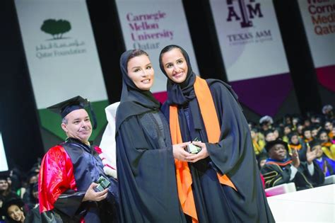 Mba In Qatar by Sheikha Hind Graduates From Hec Qatar The