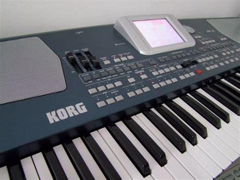 Keyboard Korg Pa 500 korg pa500 image 204296 audiofanzine