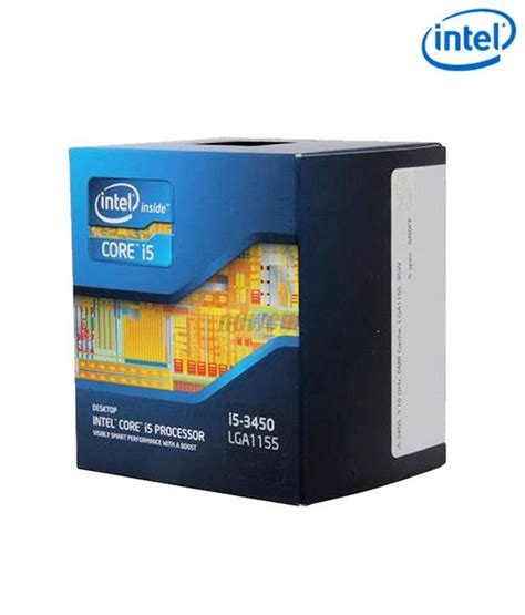 Intel I5 3450 3 1 Ghz intel i5 3450 3 1 ghz lga 1155 processor buy intel