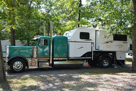 Rv Storage Building Plans by Big Rig Truck Camper Build Truck Camper Magazine