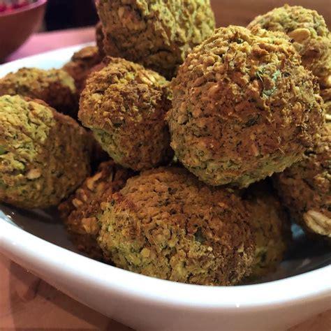 chickpea falafels    taste yummier
