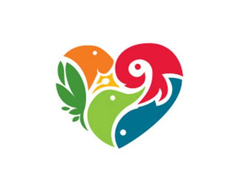 design logo heart mind blowing resources 20 mind blowing heart logo ideas