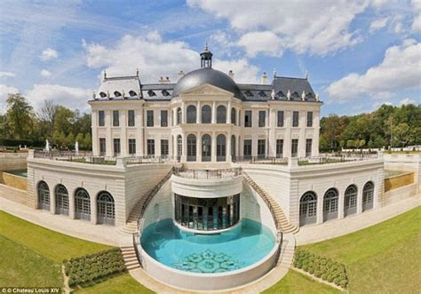 Luxury House Designs Floor Plans Uk by Paris Chateau Louis Xiv Loved By Kim Kardashian Sells For