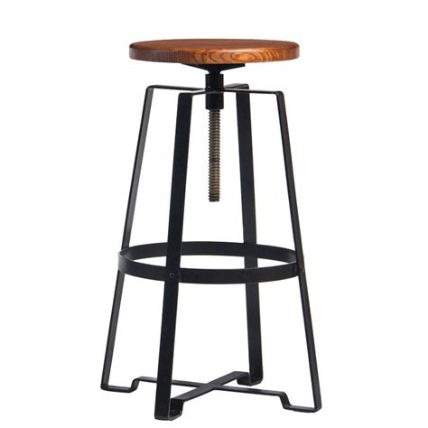Boston Industrial Bar Stool   Stools Commercial Furniture