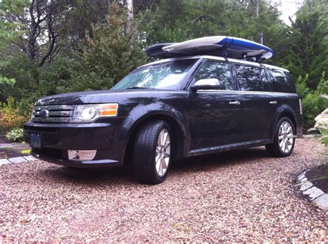 2010 Ford Flex Roof Rack by Roof Racks Plus Just Moonroof No Vista Ford Flex Forum