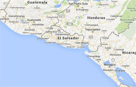 el salvador en el mapa mundi mapa de el salvador donde est 225 queda pa 237 s encuentra