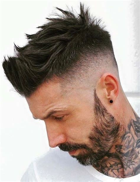 mens hairstyles pulled forward 60 hairstyles for mens with beard style 2018 beard