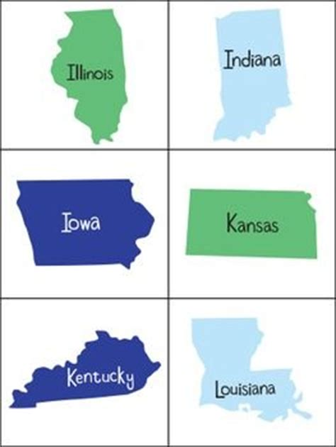 printable flash cards of states and capitals 50 u s states and capitals flash cards
