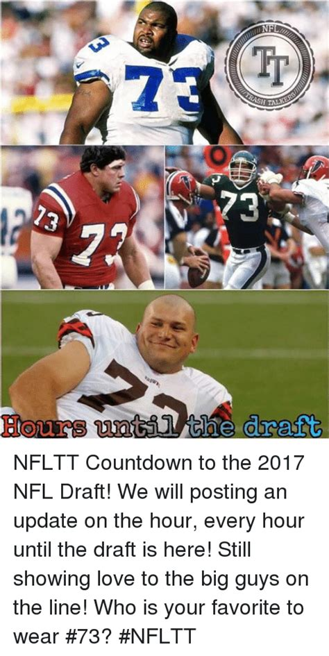 Nfl Draft Memes - inf wiene drast nfltt countdown to the 2017 nfl draft we will posting an update on the hour