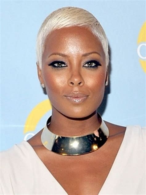 blonde short hair for african american women over 50 bridal hairstyles for black women stylish eve