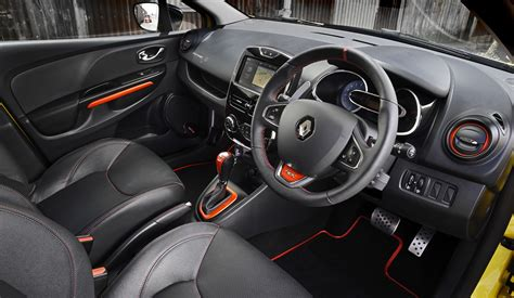 renault clio sport interior renault clio rs set to outsell megane rs won t negatively