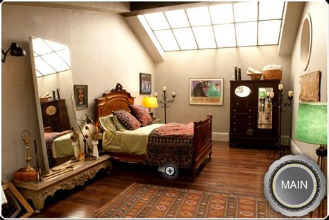 Room The Where S It White Collar Images Neal S Apartment From Usa Network