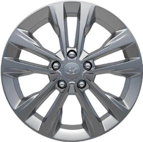 2008 hyundai santa fe tire size hyundai santa fe wheels rims wheel stock oem replacement