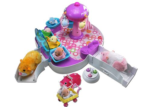 Zuzu Or Zhu Zhu Pets Baby Nursery Review Compare Prices Buy