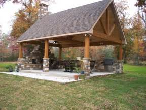 1000 ideas about outdoor pavilion on backyard