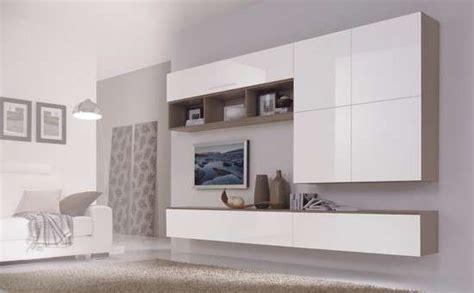 composizione mobili soggiorno abbinare i colori dei mobili foto design mag