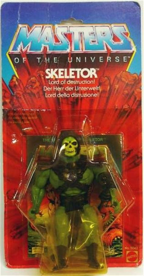 Masters Of The Universe Card Template by Masters Of The Universe Skeletor Unilogo 8 Back Europe