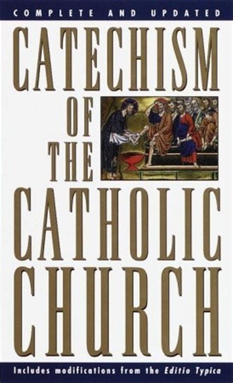 book catechism of the catholic church