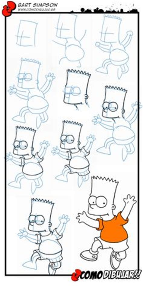 como dibujar a lisa simpson paso a paso how to draw lisa 1000 images about dibujos on pinterest how to draw