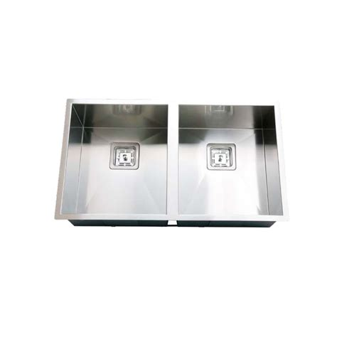 Handmade Kitchen Sinks - 760mm bowl premium stainless steel handmade kitchen
