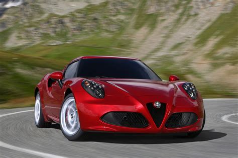 2014 Alfa Romeo by 2014 Alfa Romeo 4c Front Photo 3