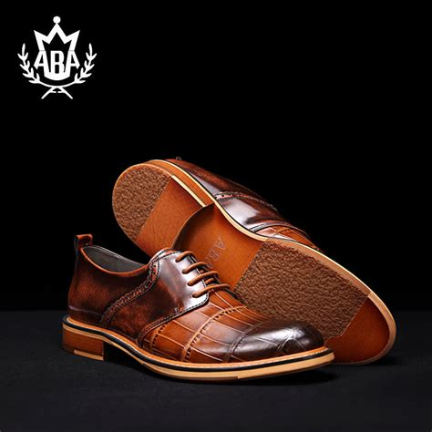 aba exclusive custom top handmade leather shoes global