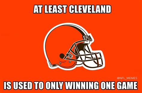 Cleveland Meme - cleveland browns meme 6 nfl apparel nfl team shirts