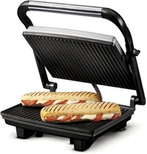 Toaster Sandwich Maker Panini Grill S 229 Kan Du Grille Hele 229 Ret Rundt