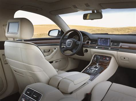 Audi A8 Innenraum by Foto Bild Audi A8 Innenraum Angurten De