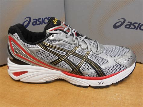 wide toe box asics gel new asics gel foundation 8 running shoes mens size 10 4e