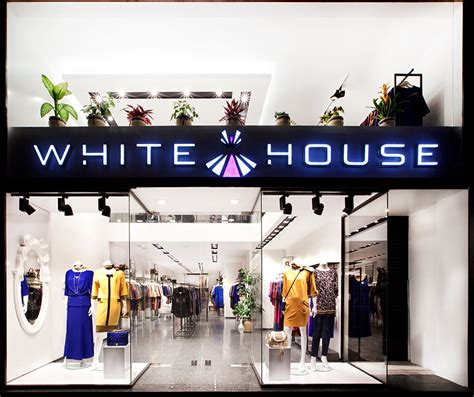 house stores white house hundreds brands one store