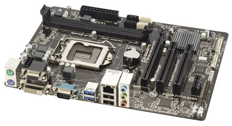 Motherboard Intel Gigabyte Ga H81m Ds2 gigabyte h81m s2pv review expert reviews