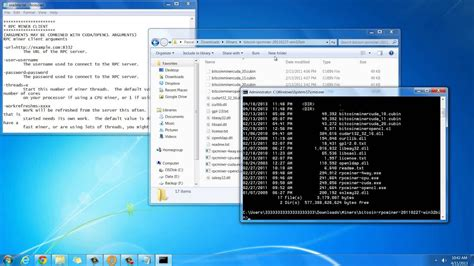 Software Mining Bitcoin - how to do cpu bitcoin mining on windows with rpcminer