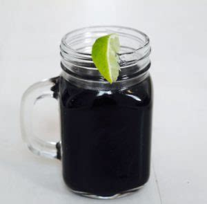 Carbon In Drinks Detox by Activated Charcoal Juice Recipe Beautymunsta
