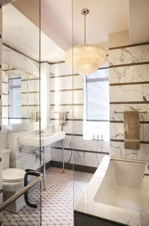 Bad Ideen Bilder 1930 by A 1930s Nyc Apartment Gets A Crisp And Bathroom