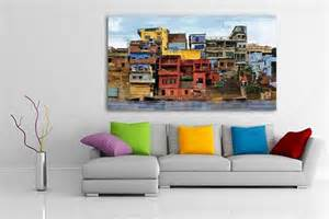 decoration murale vente de tableaux design de paysages