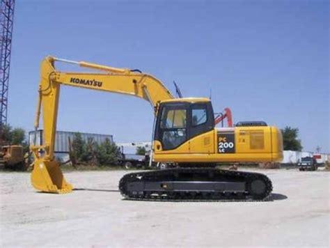 Shop Manual Komatsu Excavator Pc200 8mo komatsu pc200 7 pc200lc 7 pc200 7b pc200lc 7b pc220 7 pc220lc