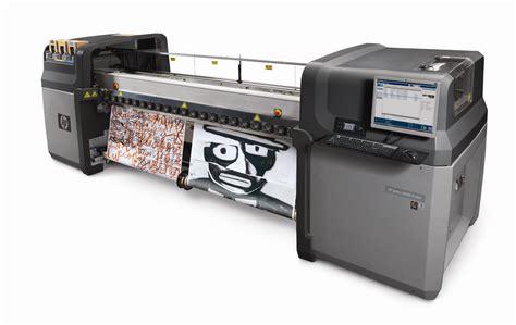 Printer Hp Indigo 3550 hp press kit hp at ipex 2010