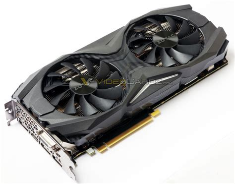 gtx 1080 single fan gpu zotac gtx 1080 amp edition 601 34 666 21